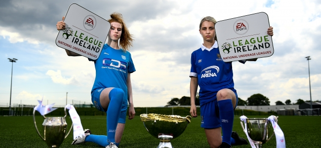 EA SPORTS to sponsor National Underage Leagues