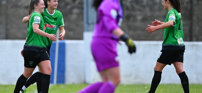 WNL Series 5 Round-Up | Peamount remain unbeaten