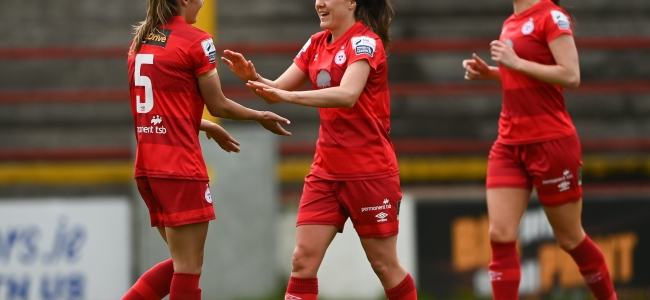 SSE Airtricity WNL Series 7 Round-Up - Four teams pushing for title