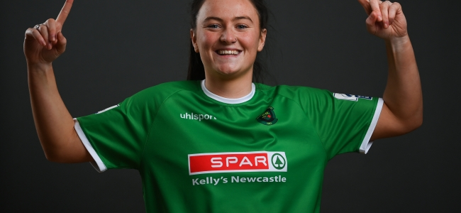 Ruddy making most of opportunities with Peamount